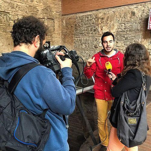 Alberto en Popular TV