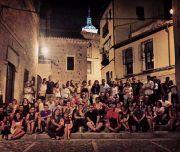 Tras el teatro de Toledo Siniestro, dos grupos