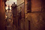 Una calle de Toledo