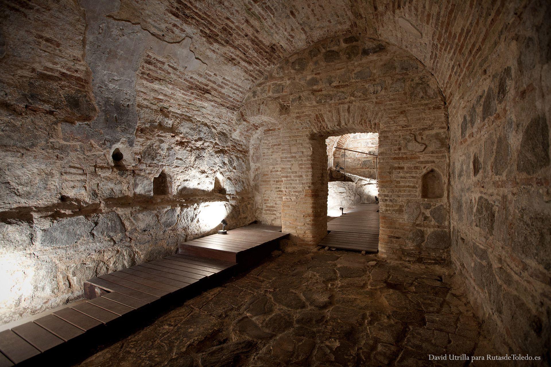 Baños árabes en Toledo
