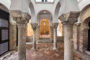 Antigua mezquita del Cristo de la Luz en Toledo