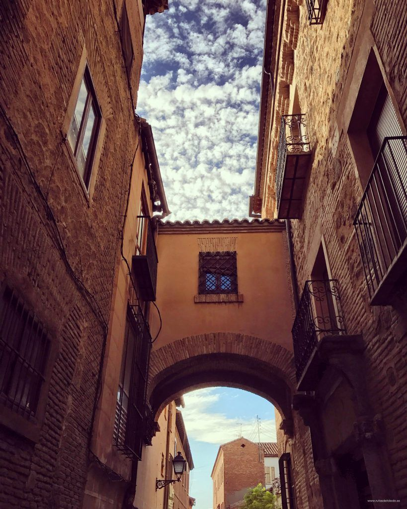 Judería en Toledo