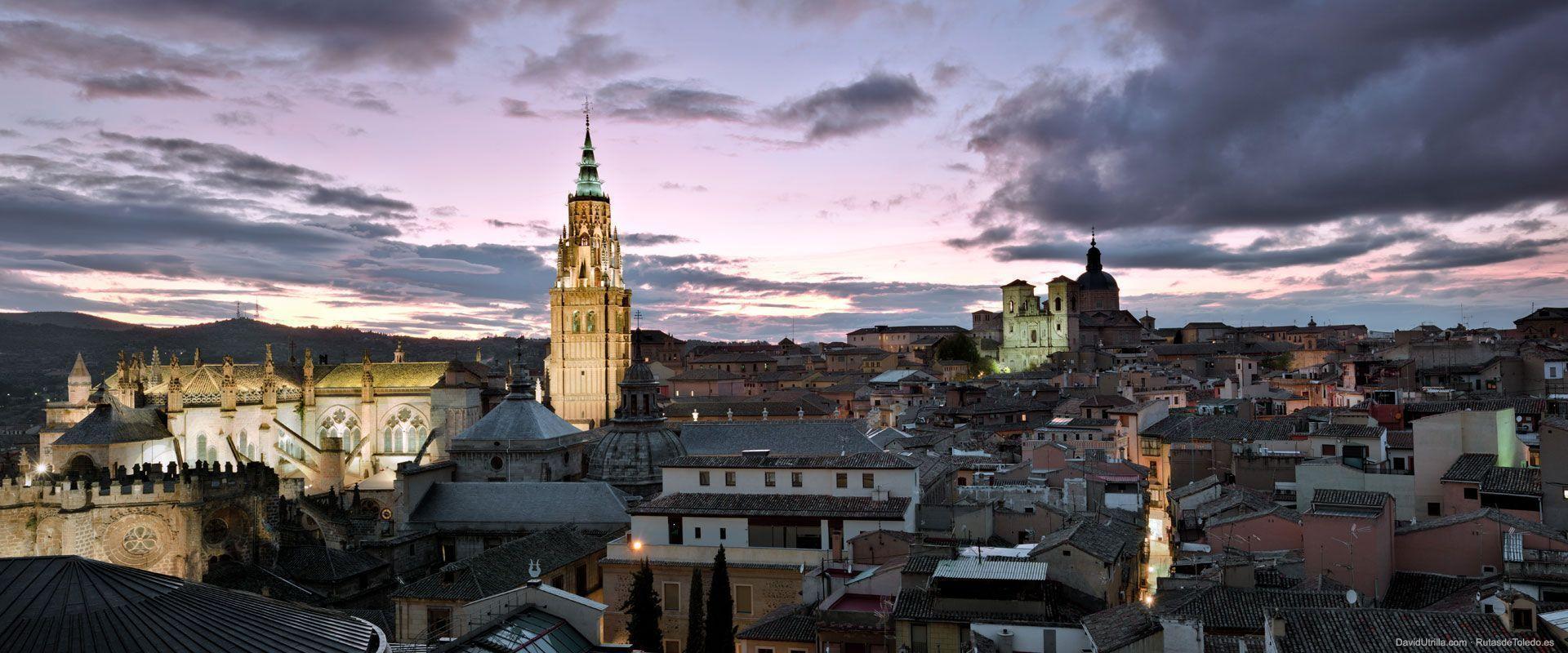 Toledo panorámica