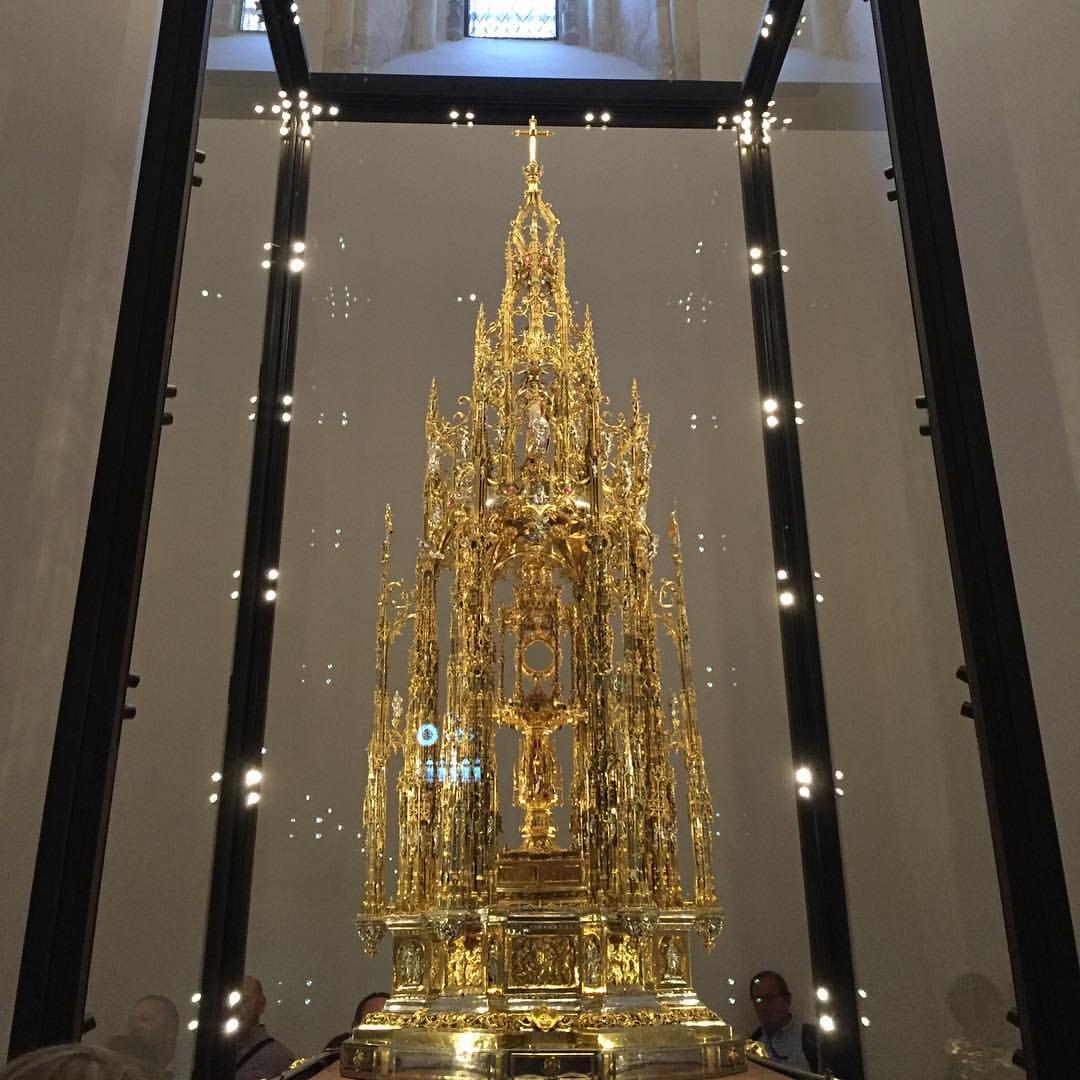 Custodia de la Catedral de Toledo