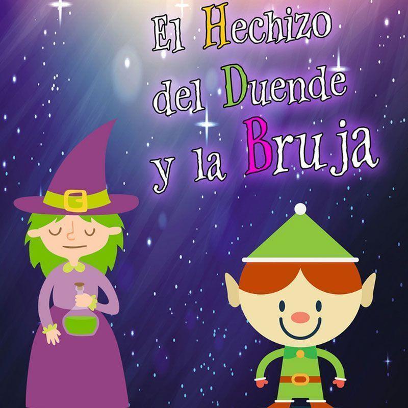 Hechizo duende y la bruja