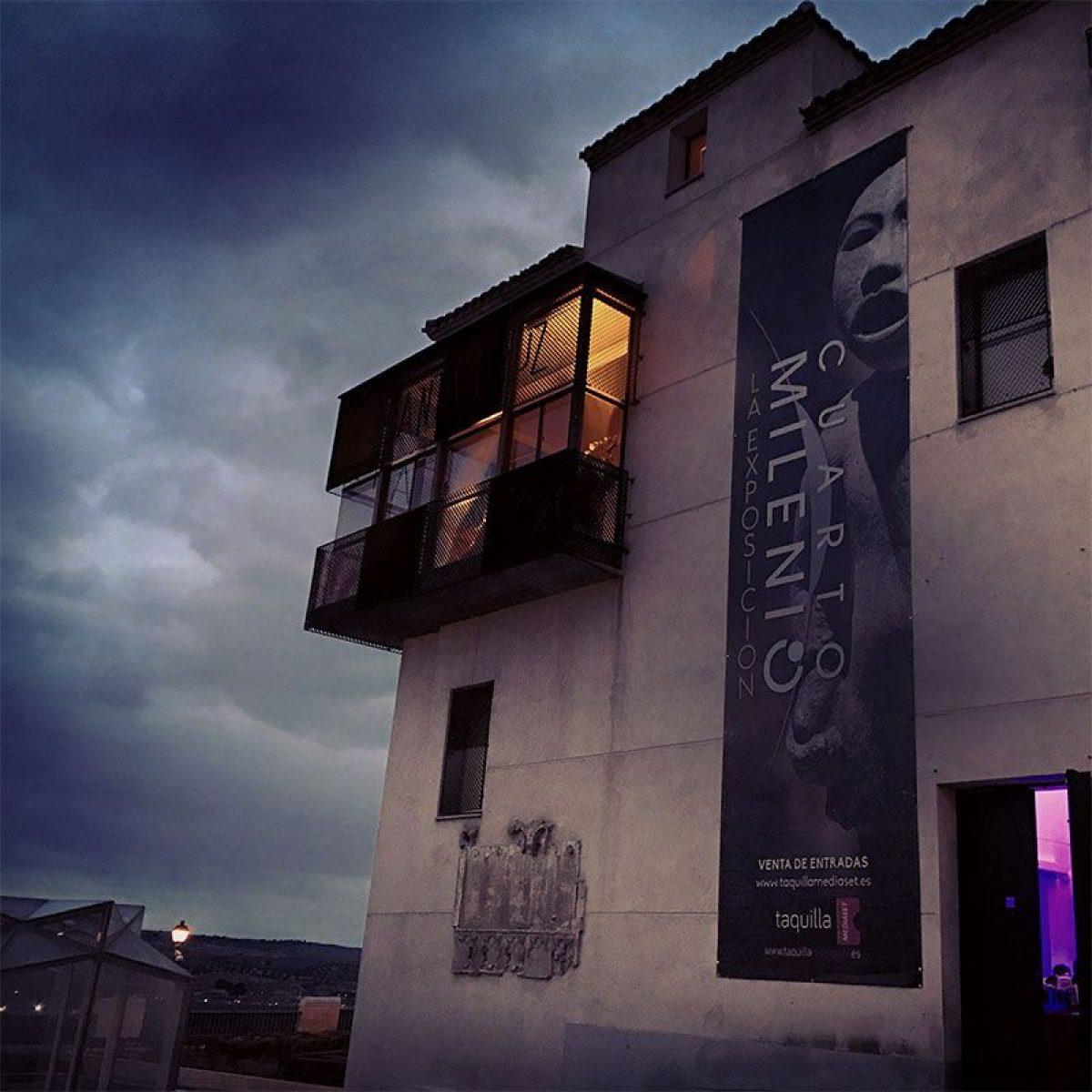 Visita guiada a la Exposición de Cuarto Milenio en Toledo