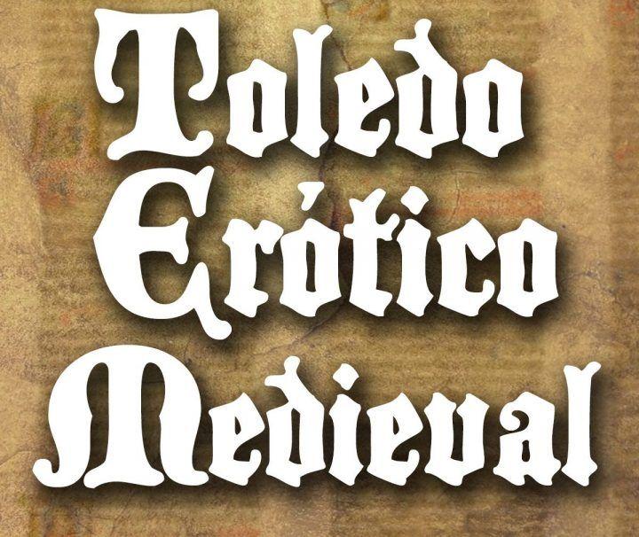 Toledo Erótico Medieval logo