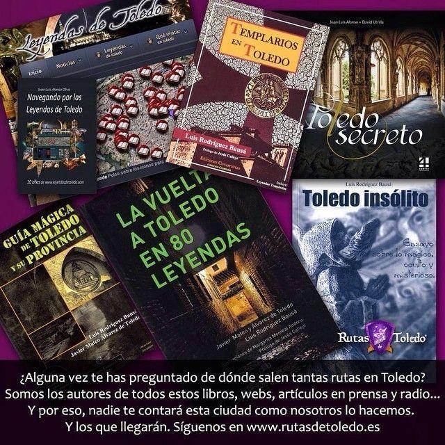 Libros de Rutas de Toledo