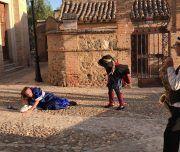 Representación teatral de la Ajorca de Oro de Bécquer en Toledo