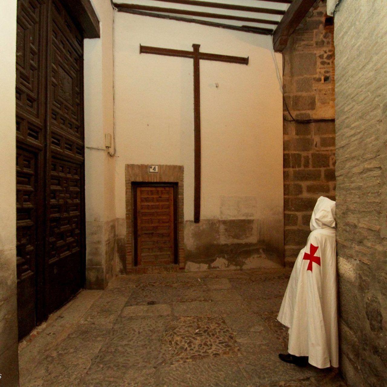 Templario en San Miguel