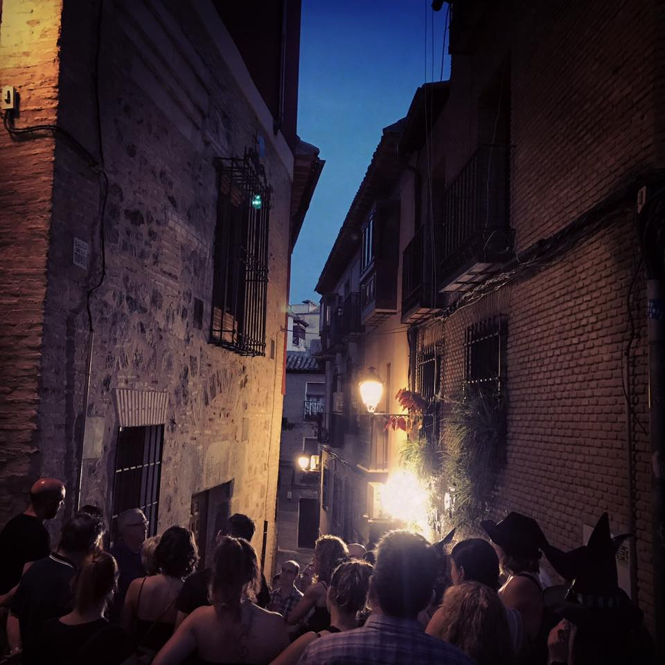 Ruta la Bruja de Toledo