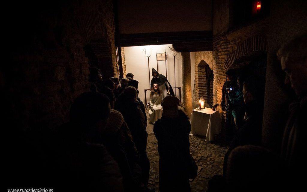 Ruta El Aquelarre de las Brujas de Toledo