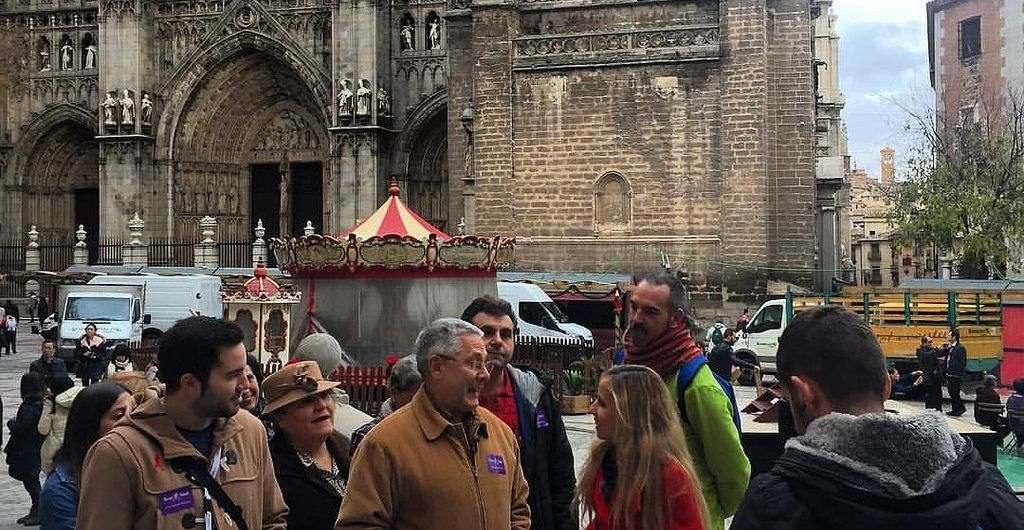 Rutas de Toledo en España Directo