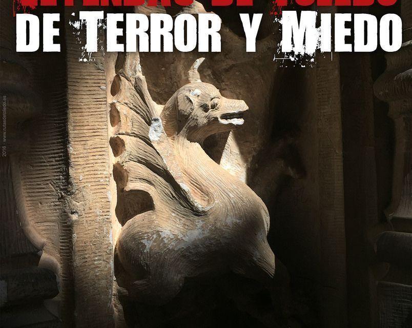 Conferencia «Leyendas de Toledo de terror y miedo», 5 de mayo en la Biblioteca de Castilla-La Mancha