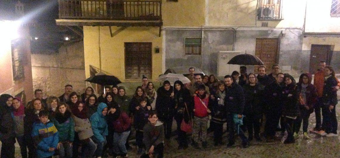 Dos grupos de Toledo Mágico
