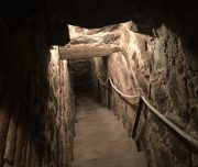 Misteriosa bajada a la enterrada Puerta del Vado de Toledo