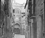 Calle de la Chapinería por Casiano Alguacil