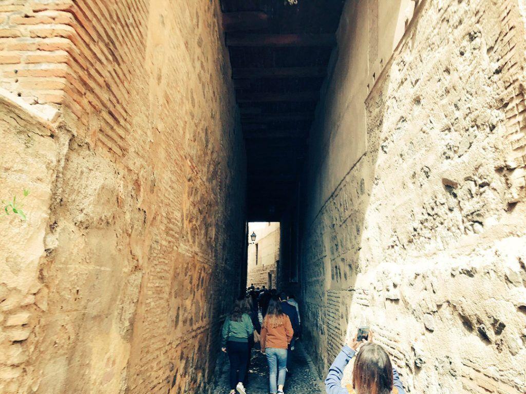 Free Tour en Toledo por los Cobertizos