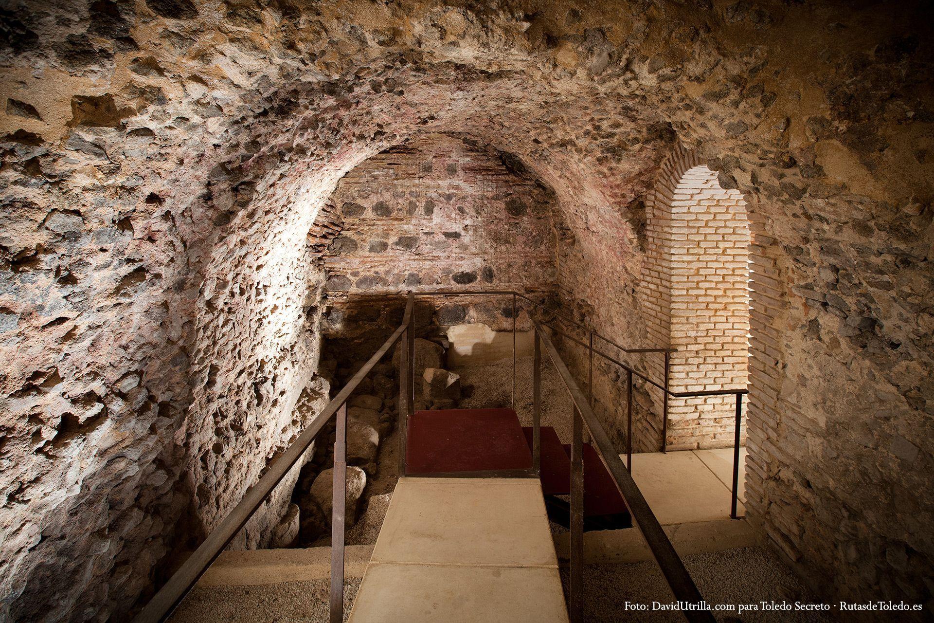 Bóveda romana en Calle Nuncio Viejo