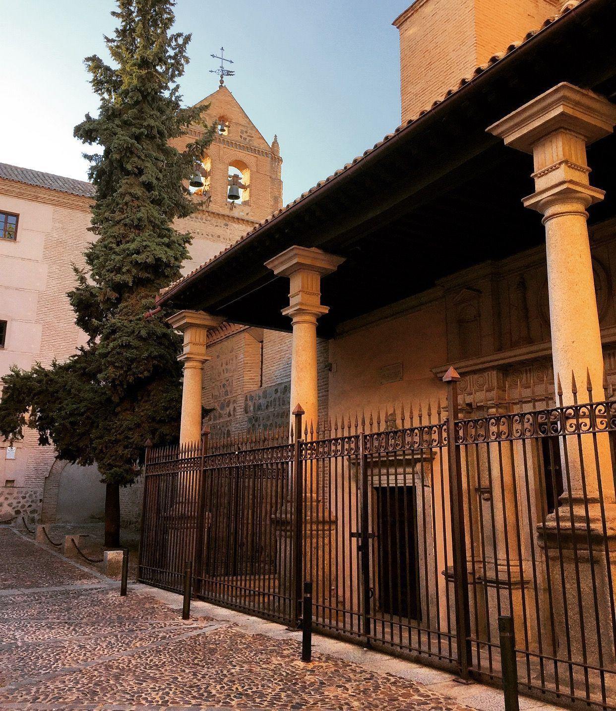Santo Domingo el Real, en Toledo
