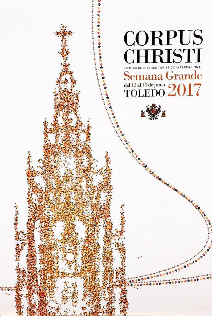 Cartel anunciador Corpus Christi 2017