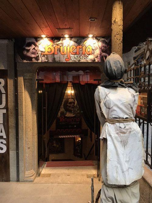 Exposición Brujería (Toledo)