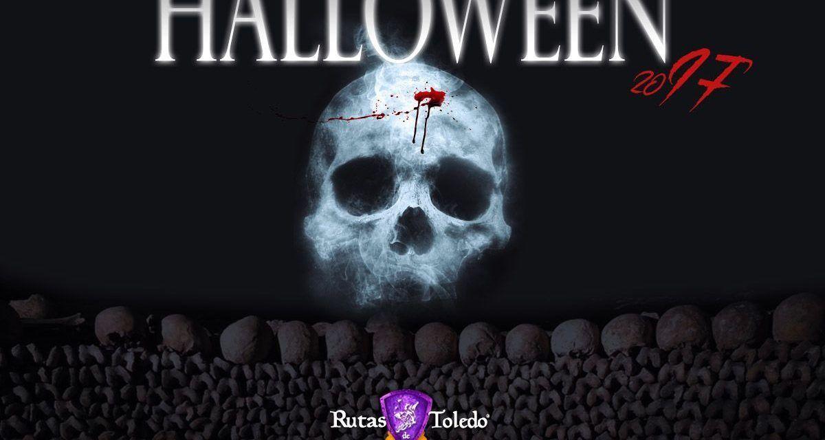Rutas especiales Halloween 2017 en Toledo
