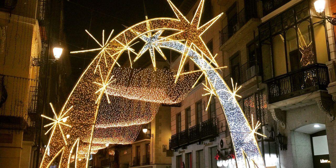 Ruta infantil por Toledo en Navidad
