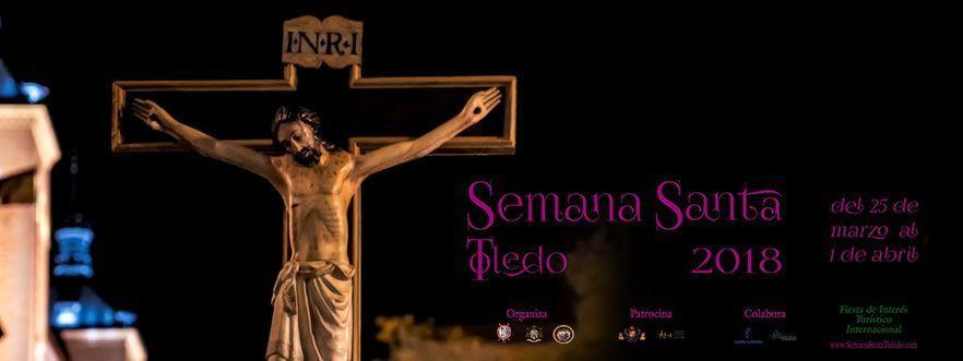 Semana Santa 2018 en Toledo