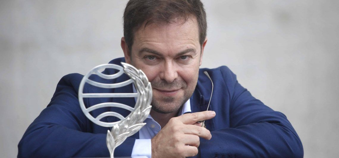 Javier Sierra, Premio Planeta 2017