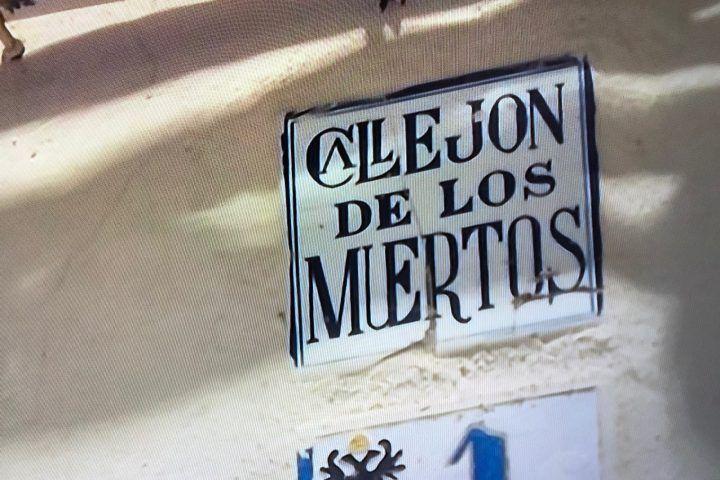 Callejón de los Muertos Toledo en Canal Viajar