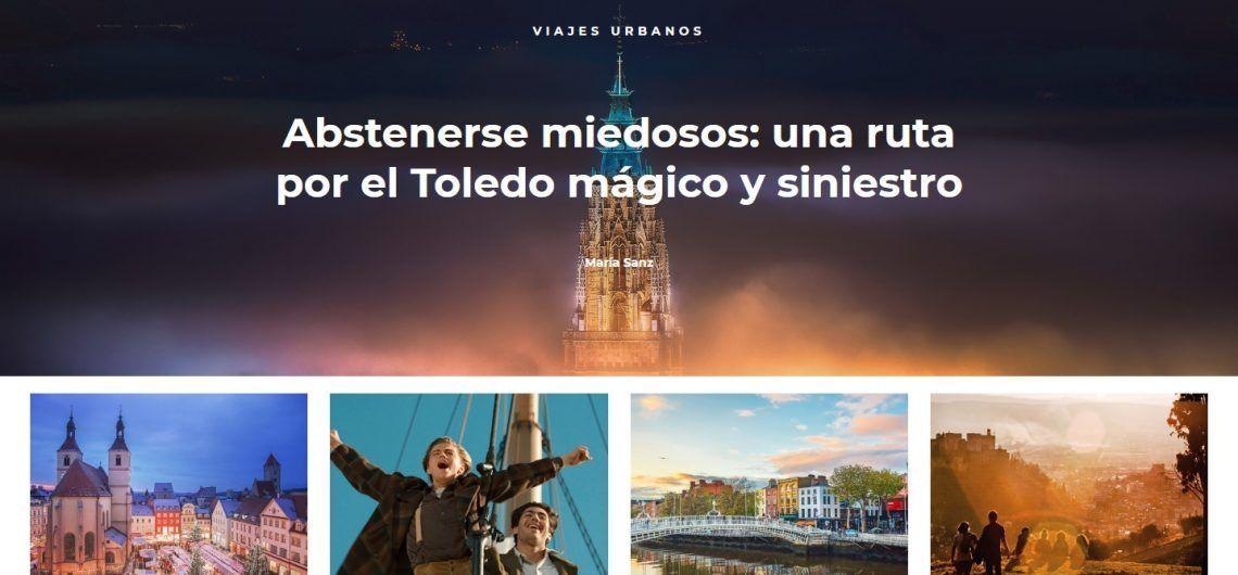 Portada Traveler 2018