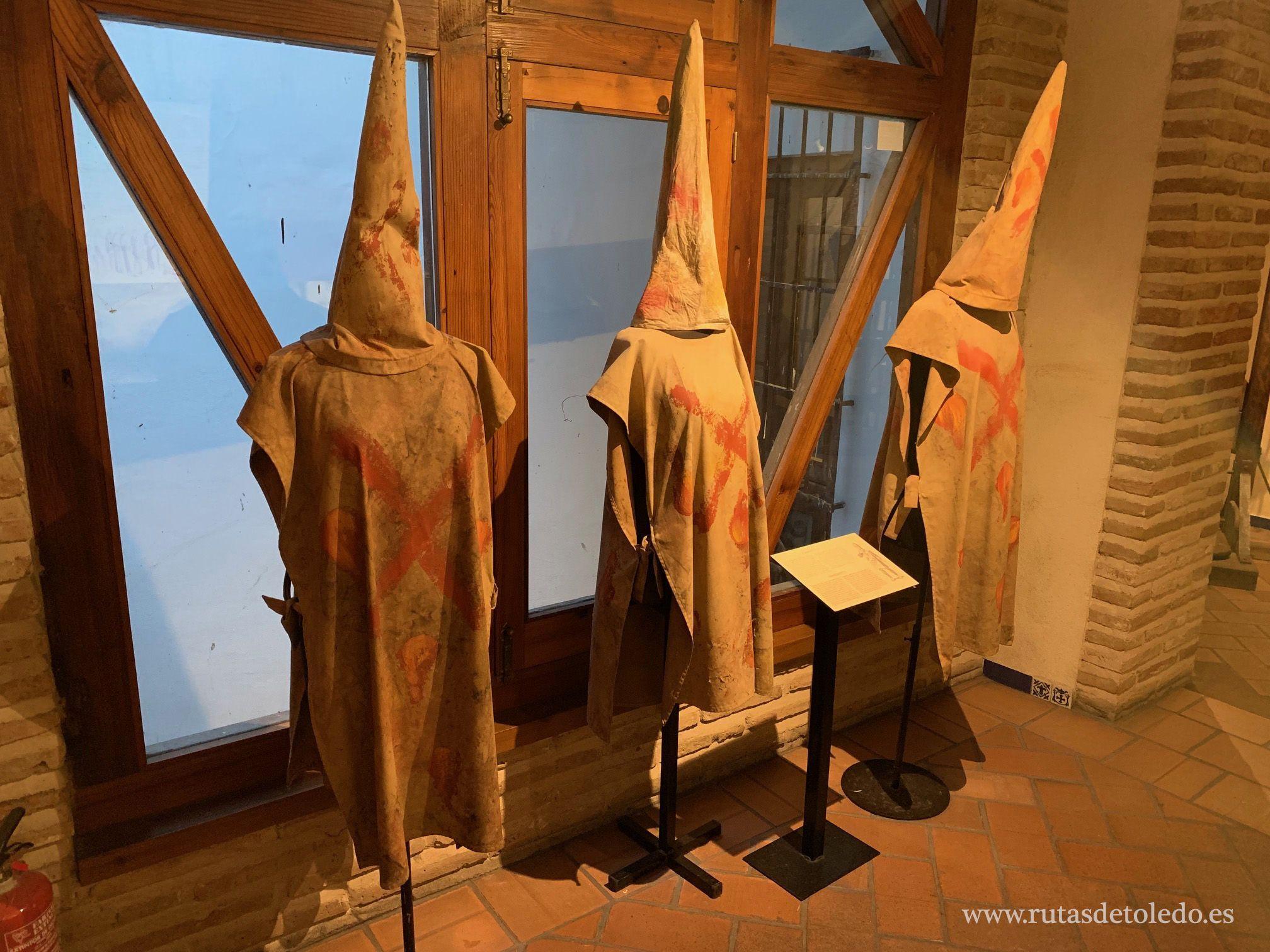 Ruta Inquisición en Toledo con visita a la exposición Antiguos Instrumentos de Tortura
