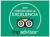 Certificado a la Excelencia 2019 para Rutas de Toledo