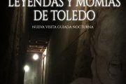 Cartel Leyendas y Momias de Toledo, ruta nocturna