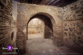 Subterráneo Callejón de Esquivias en Toledo