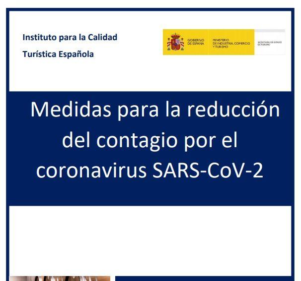 Medidas para la reducción del contagio por el COVID-19