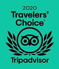 Tripadvisor Traveler's Choice 2020