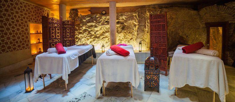 Masajes en Medina Mudéjar Toledo