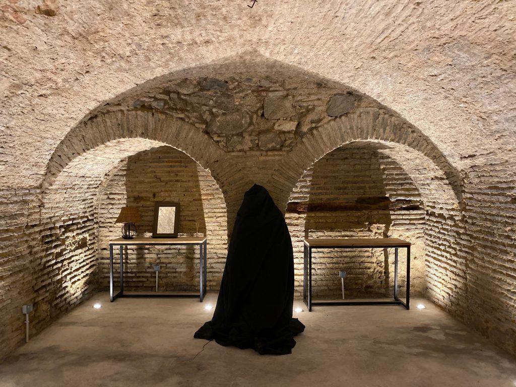 """En """"Toledo Mágico"""" visitamos un subterráneo privado, en el que encontraremos una misteriosa """"sorpresa"""""""