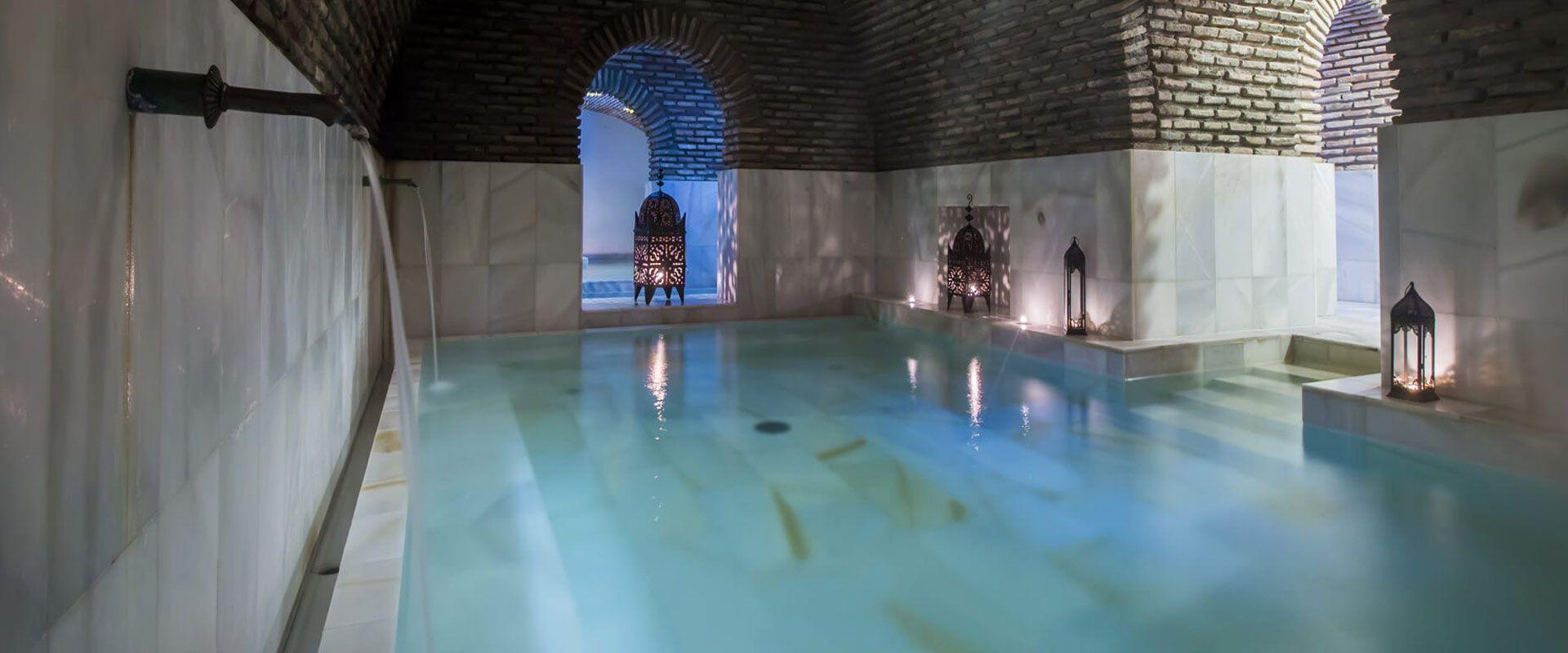 Medina Mudéjar Baños Árabes en Toledo