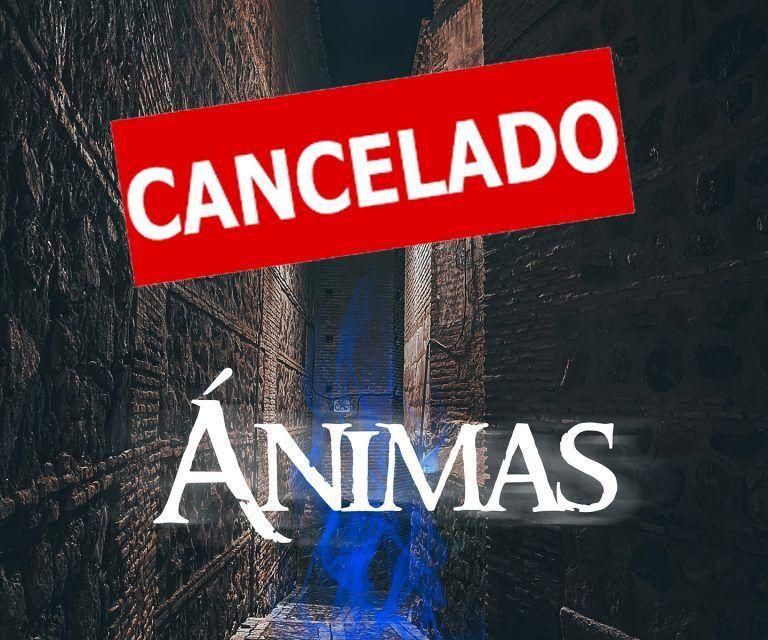 Cancelada la ruta especial de Halloween «Ánimas» y cierre temporal de Rutas de Toledo