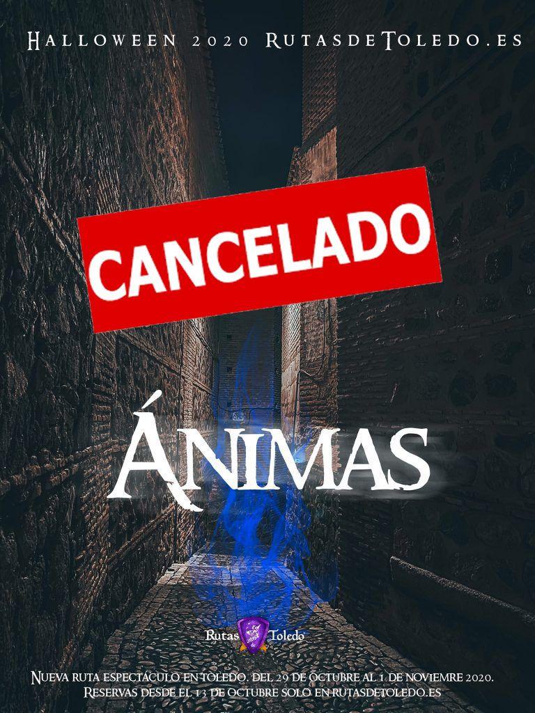 Ánimas - Cancelado