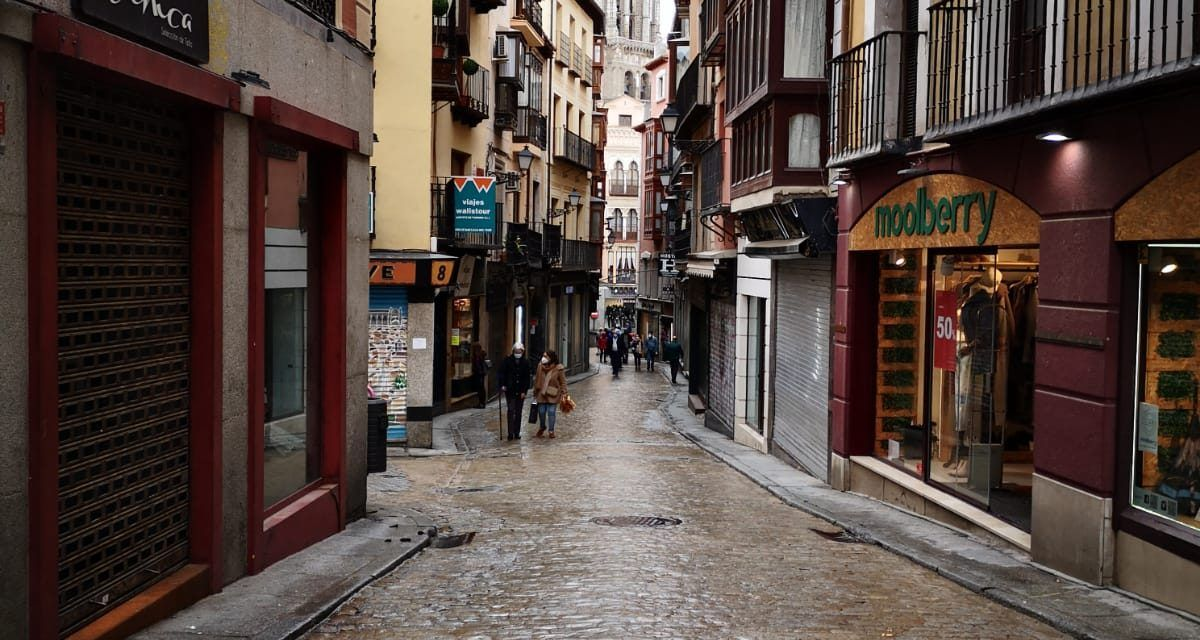 En el 9º aniversario de Rutas de Toledo