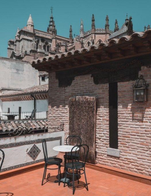 La Posada de Manolo, Toledo