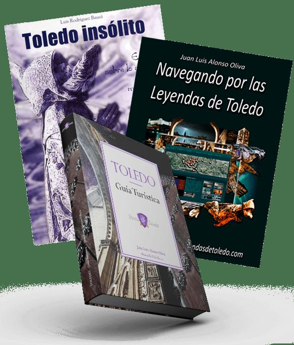 Libros digitales que regalamos en Rutas de Toledo
