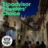 Travellers' Choice (anteriormente denominado Certificado de Excelencia) 2021