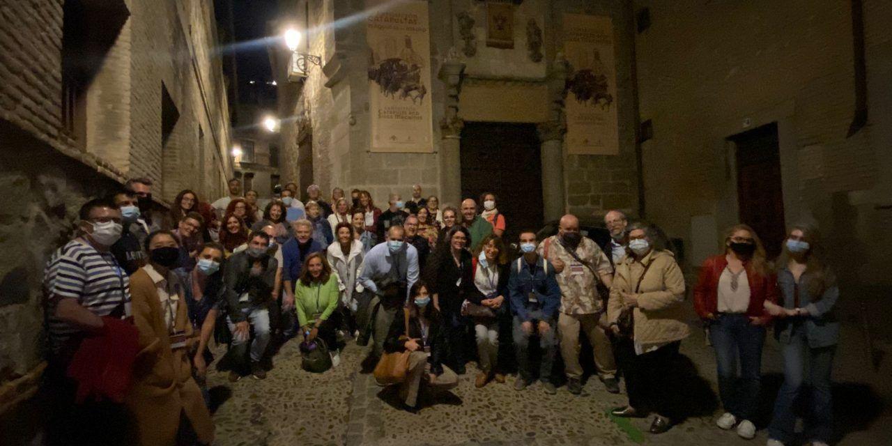 Rutas de Toledo en el VIII Congreso de Misterio y Enigmas históricos 2021